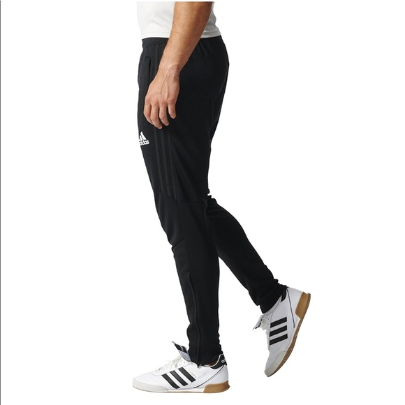 adidas pantaloni mens calcio tiro 17 formazione poshmark